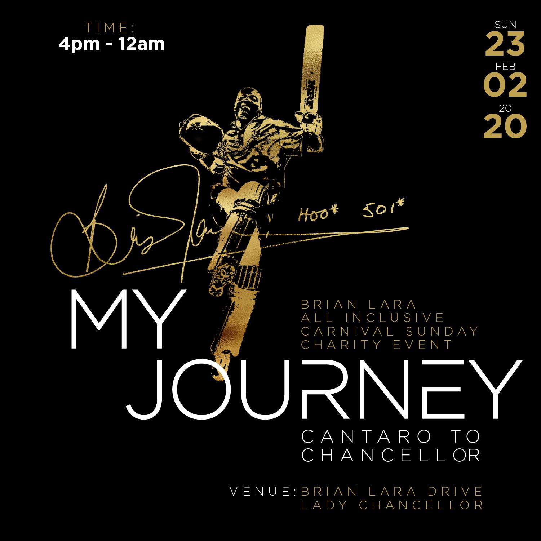 Brian Lara - My Journey