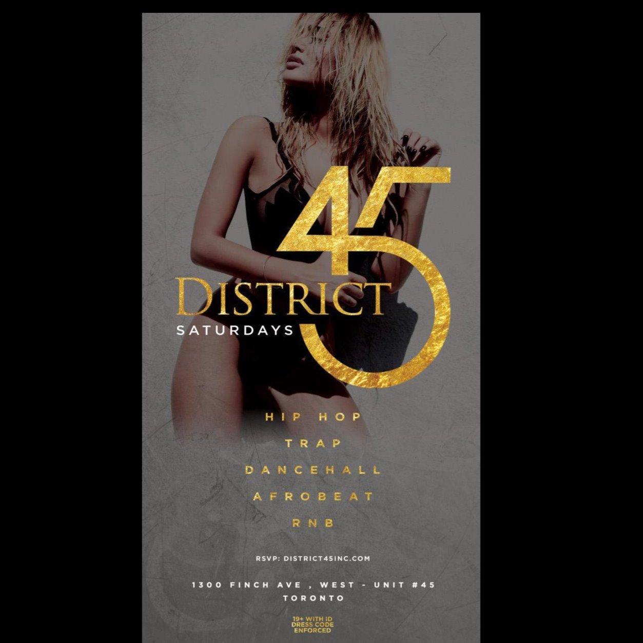 District Saturdays