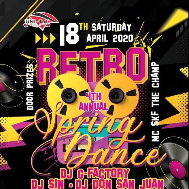 Uni-TnT Retro Sprint Dance