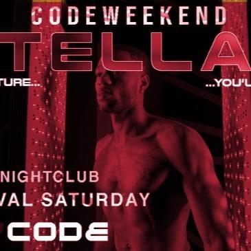 Code Weekend - Stellar The Future You Will Shine