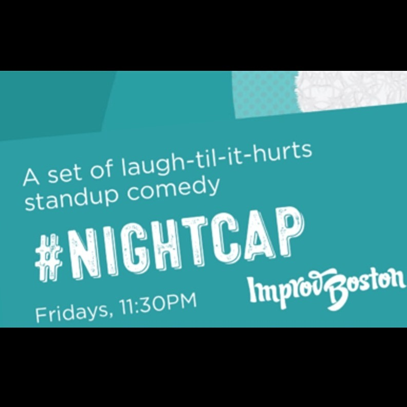 The nightcap! Stand-Up from Anderson Comedy
