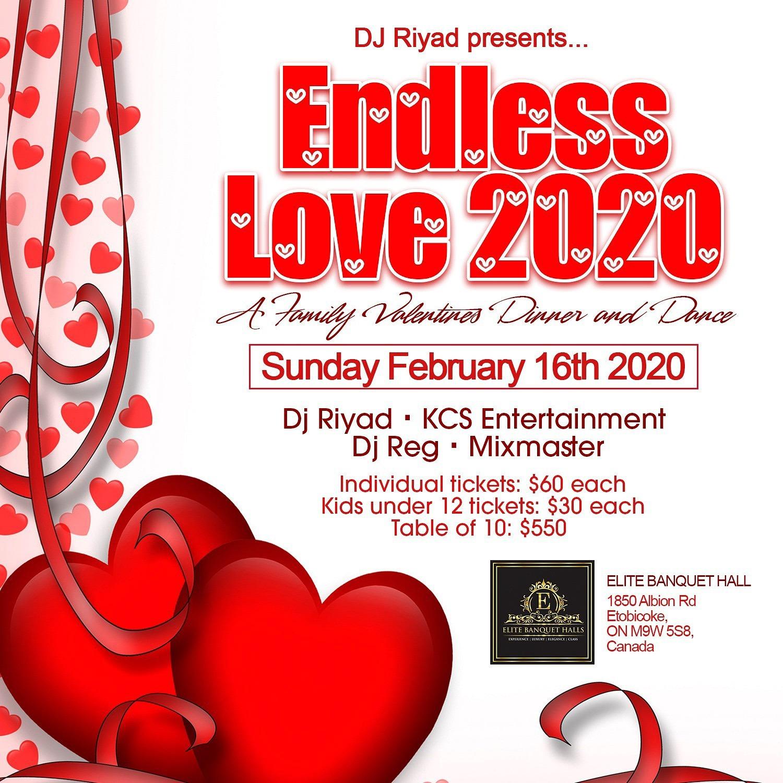 ENDLESS LOVE 2020