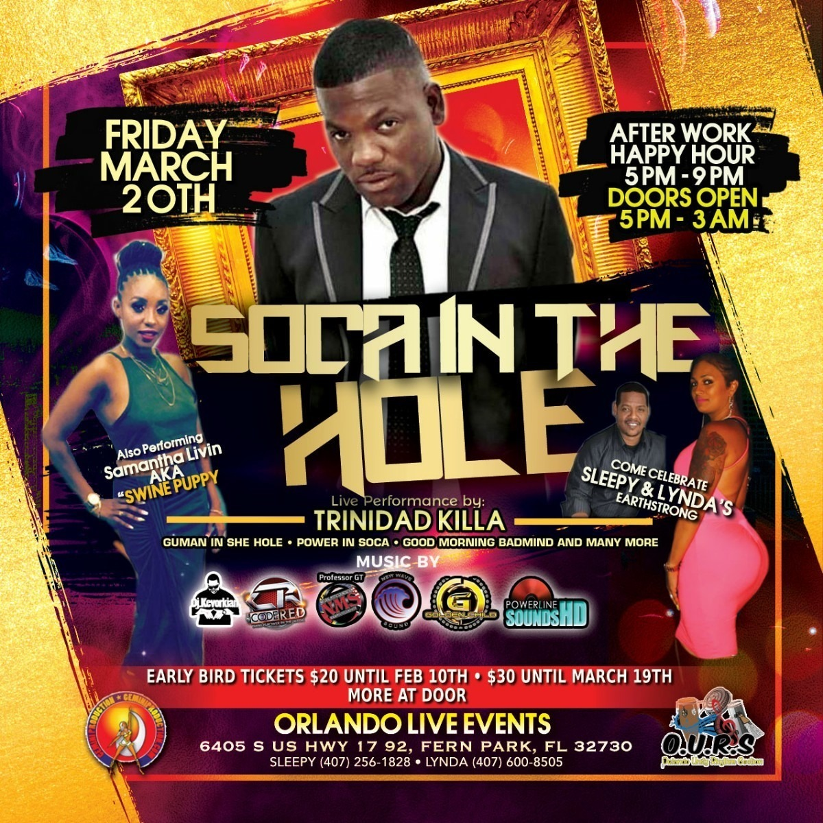Soca In The Hole