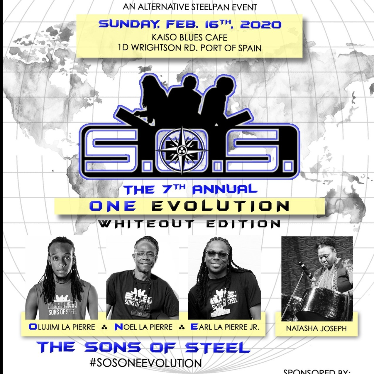 The 7th Annual One Evolution - Whiteout Edition