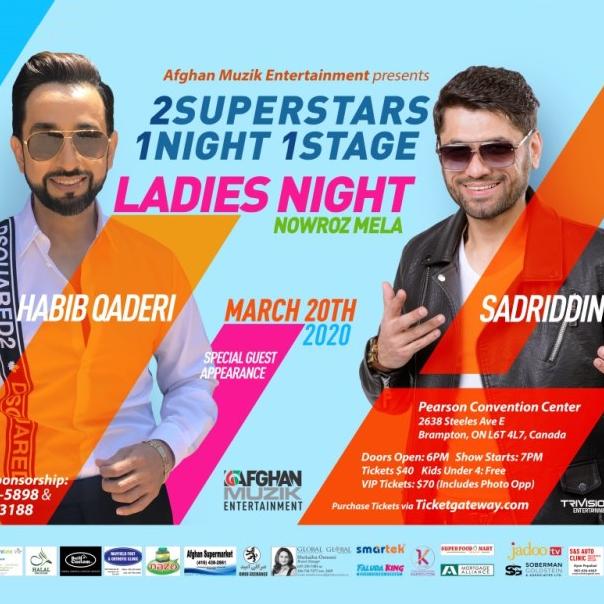 Ladies Night - Nowroz Mela 2020