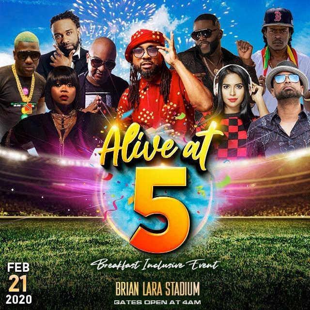Alive at 5 - Breakfast Inclusive Event