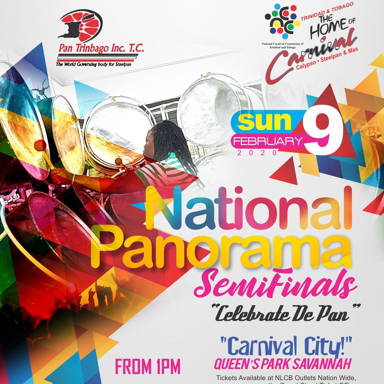 National Panorama Semi Finals