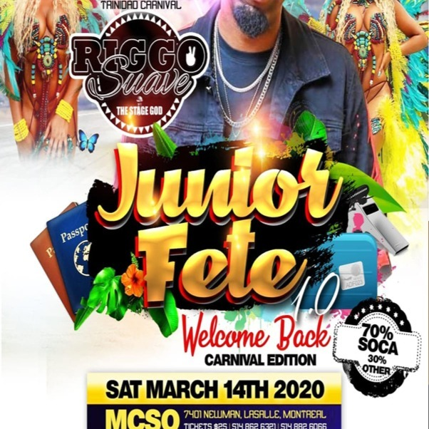 Junior Fete 1.0