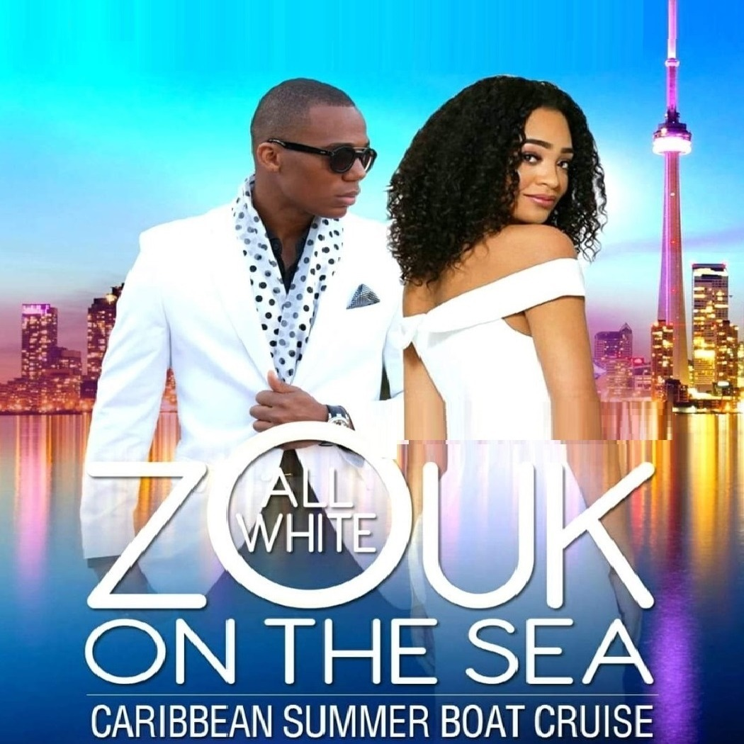 THE 8TH ANNUAL ALL WHITE ZOUK ON THE SEA