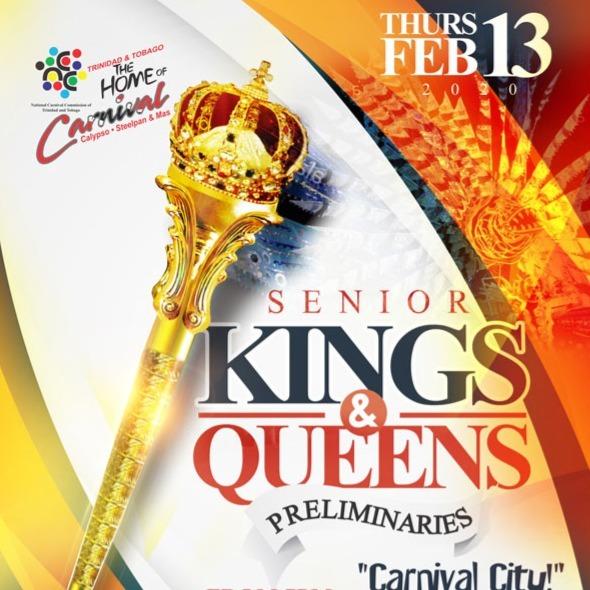 Senior King and Queen Prelims