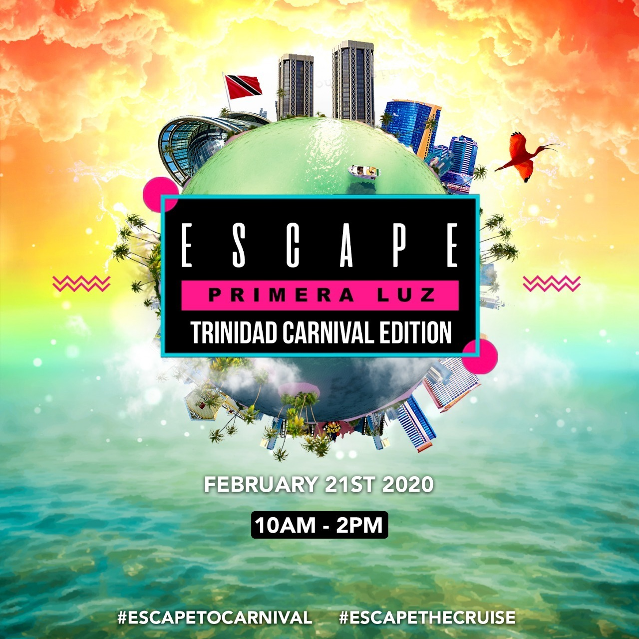 ESCAPE THE CRUISE - THE CARNIVAL EDITION