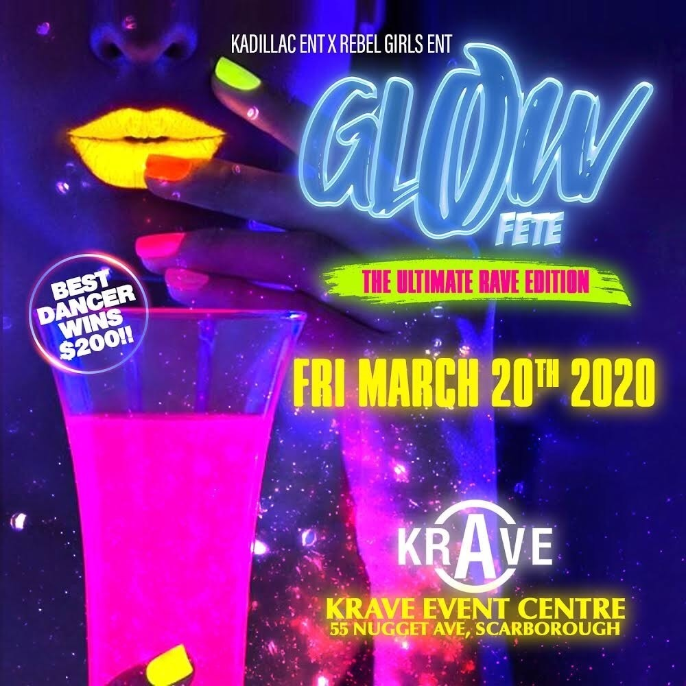 Glow Fete - The Ultimate Rave Edition