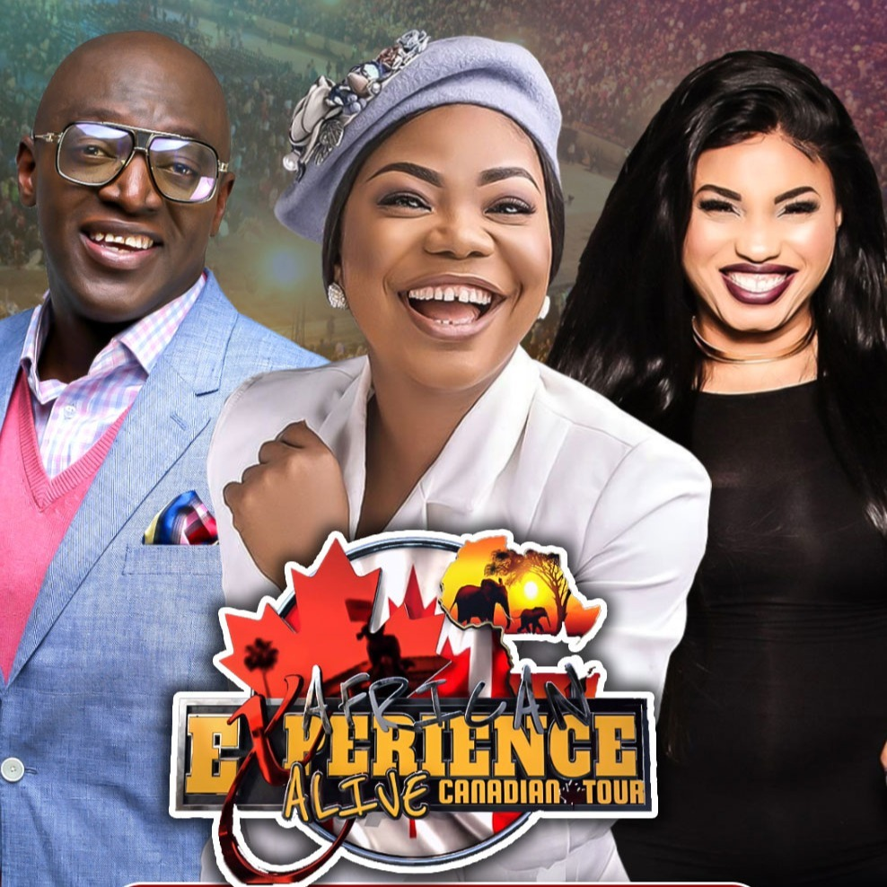 Mercy Chinwo Live in Montreal