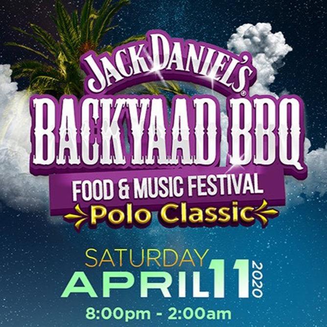 JackDaniel's - Backyard BBQ Food & Music Festival