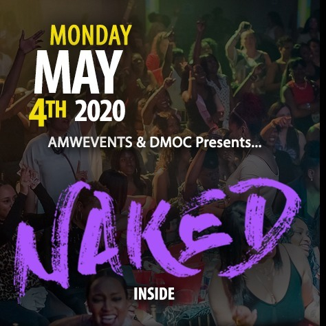 AMW - NAKED HALIFAX MENZ & MOLLYZ MAY 4th
