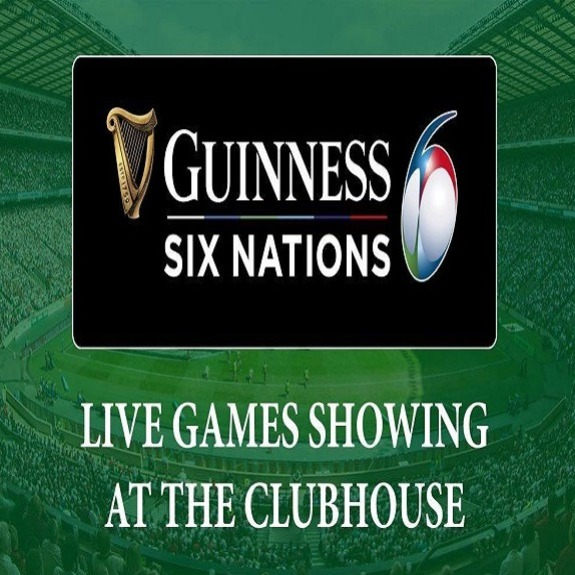 Guinness Six Nations Watch Party
