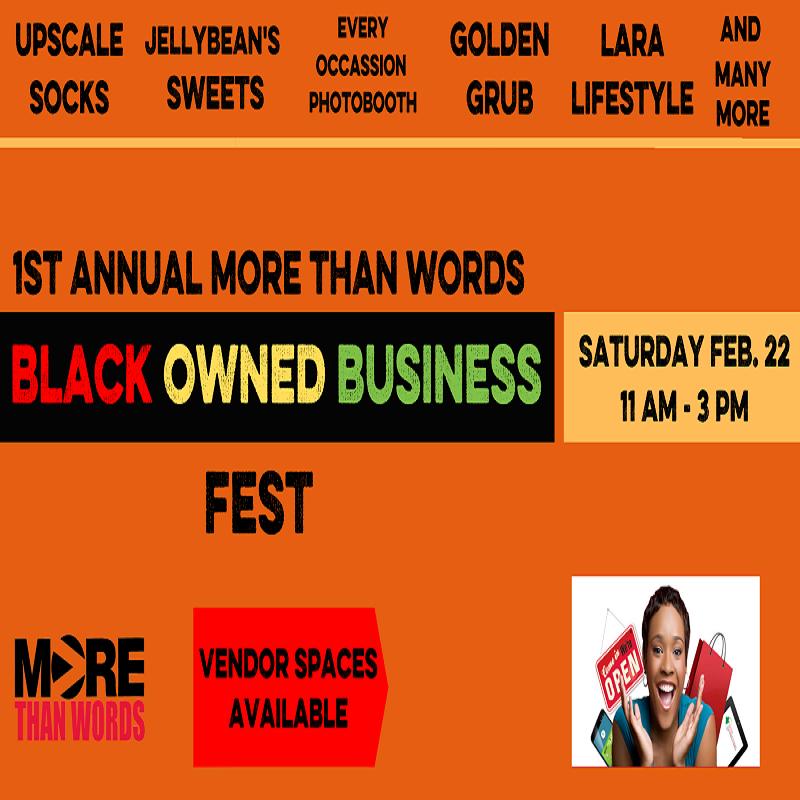 Black Owned Business Fest