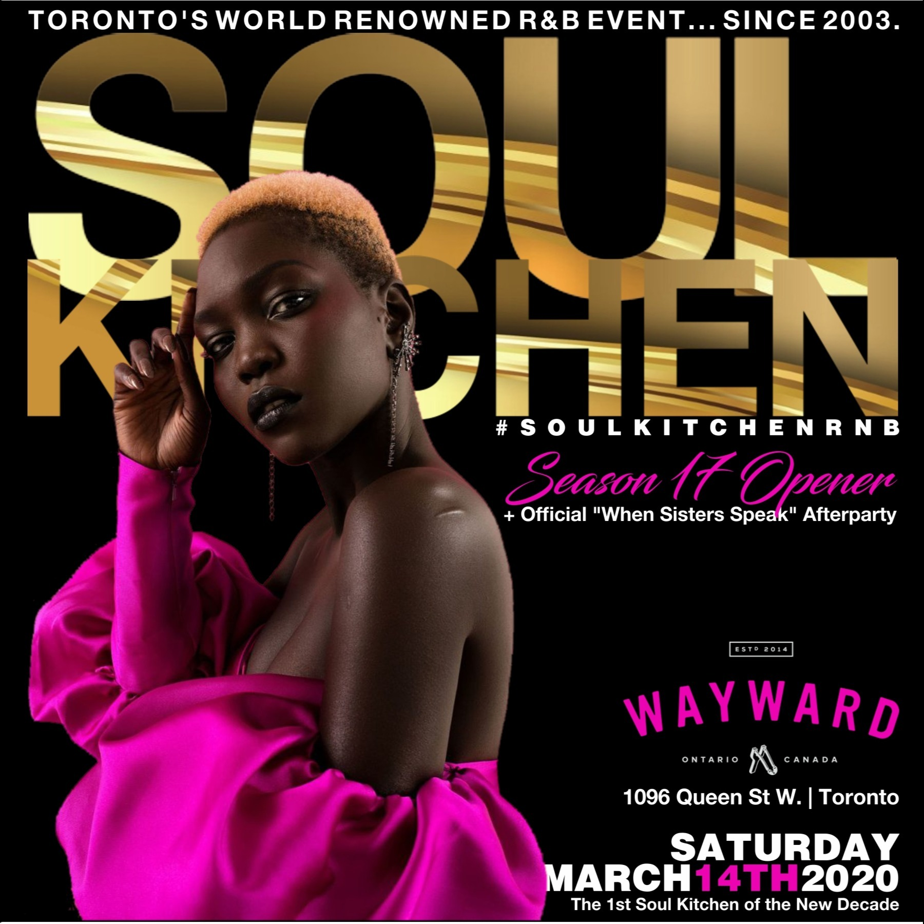 SOUL KITCHEN | Season 17 Opener & Official