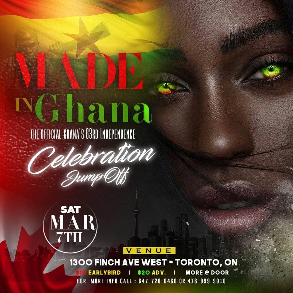 Made In Ghana Toronto