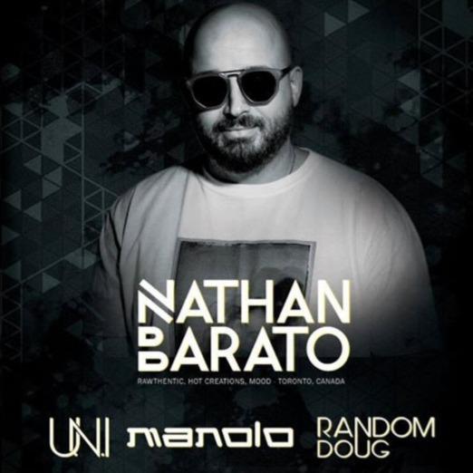 Nathan Barato @ COMFORT ZONE