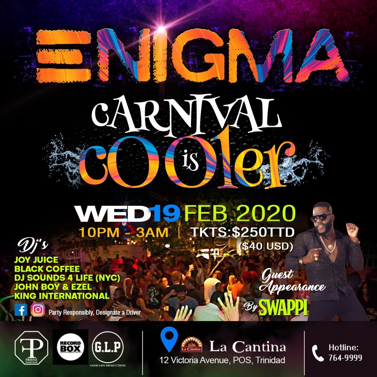 Enigma - Carnival Is Cooler