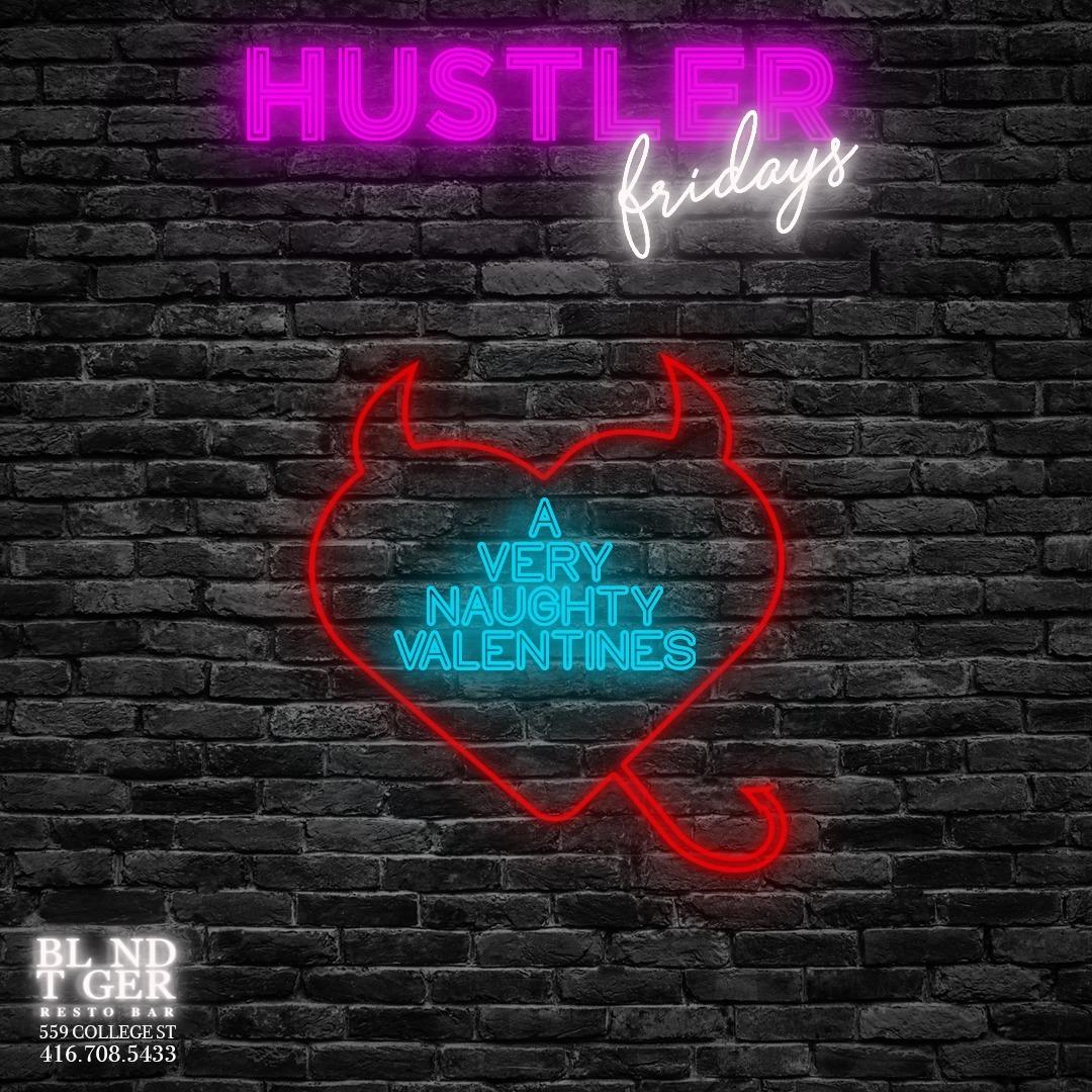 Hustler Fridays 14th Feb 2020