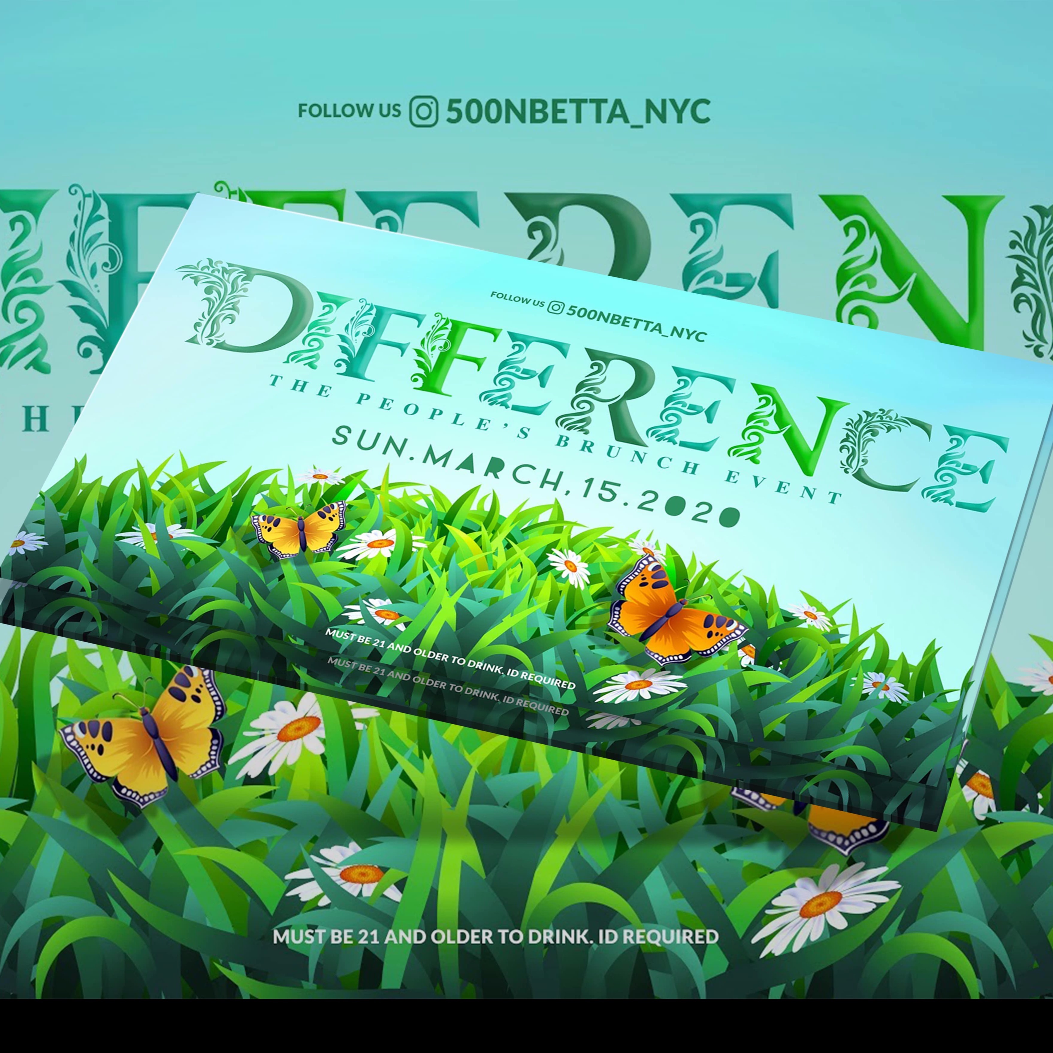 Postpone Till NYC lifts Ban on Large gathering  DUE TO COVID !!!!! - THE PEOPLE'S BRUNCH EVENT -