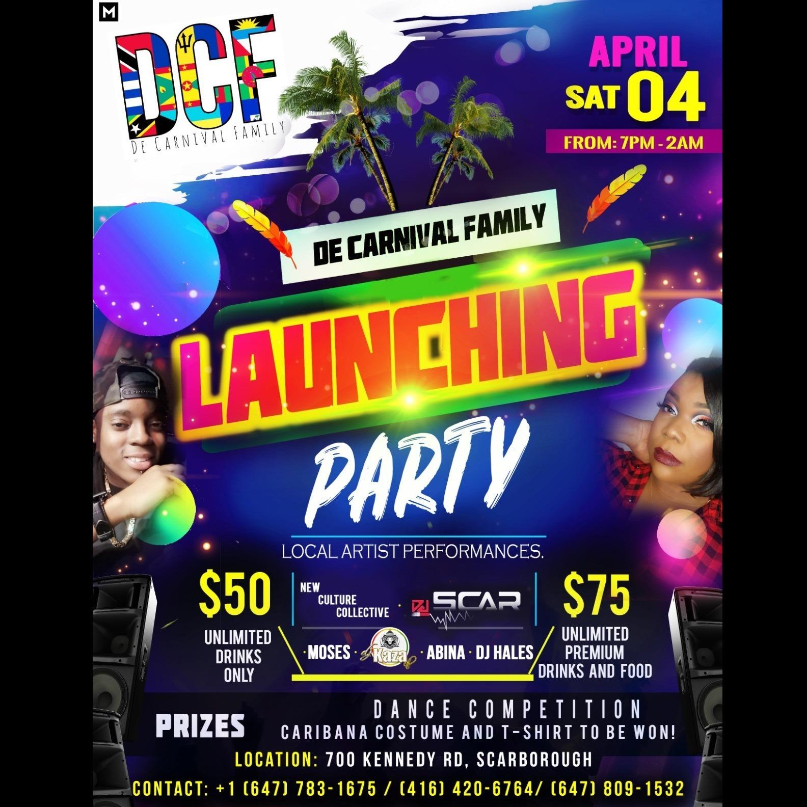 DCF Launching