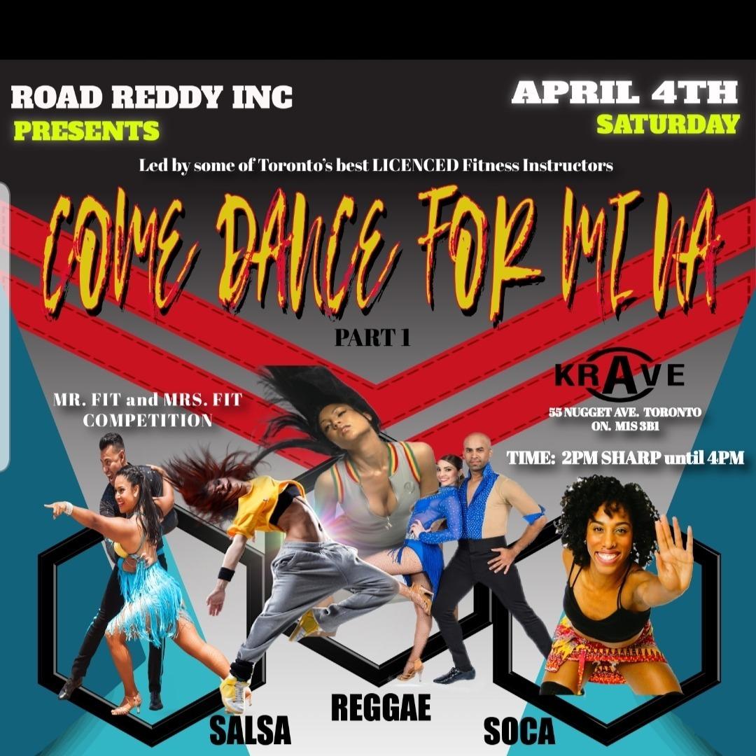 Come Dance 4 Mi Nah