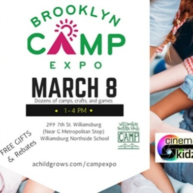 2020 Brooklyn Camp Expo, presented by A Child Grows in Brooklyn