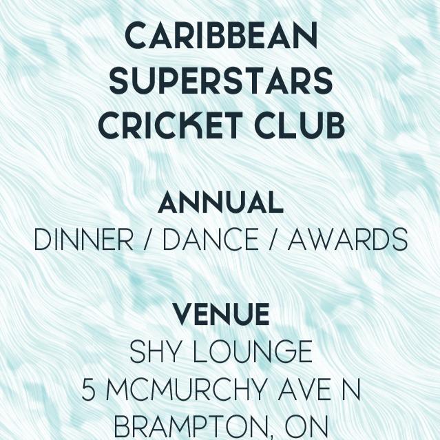 Caribbean Superstars Cricket Club Awards