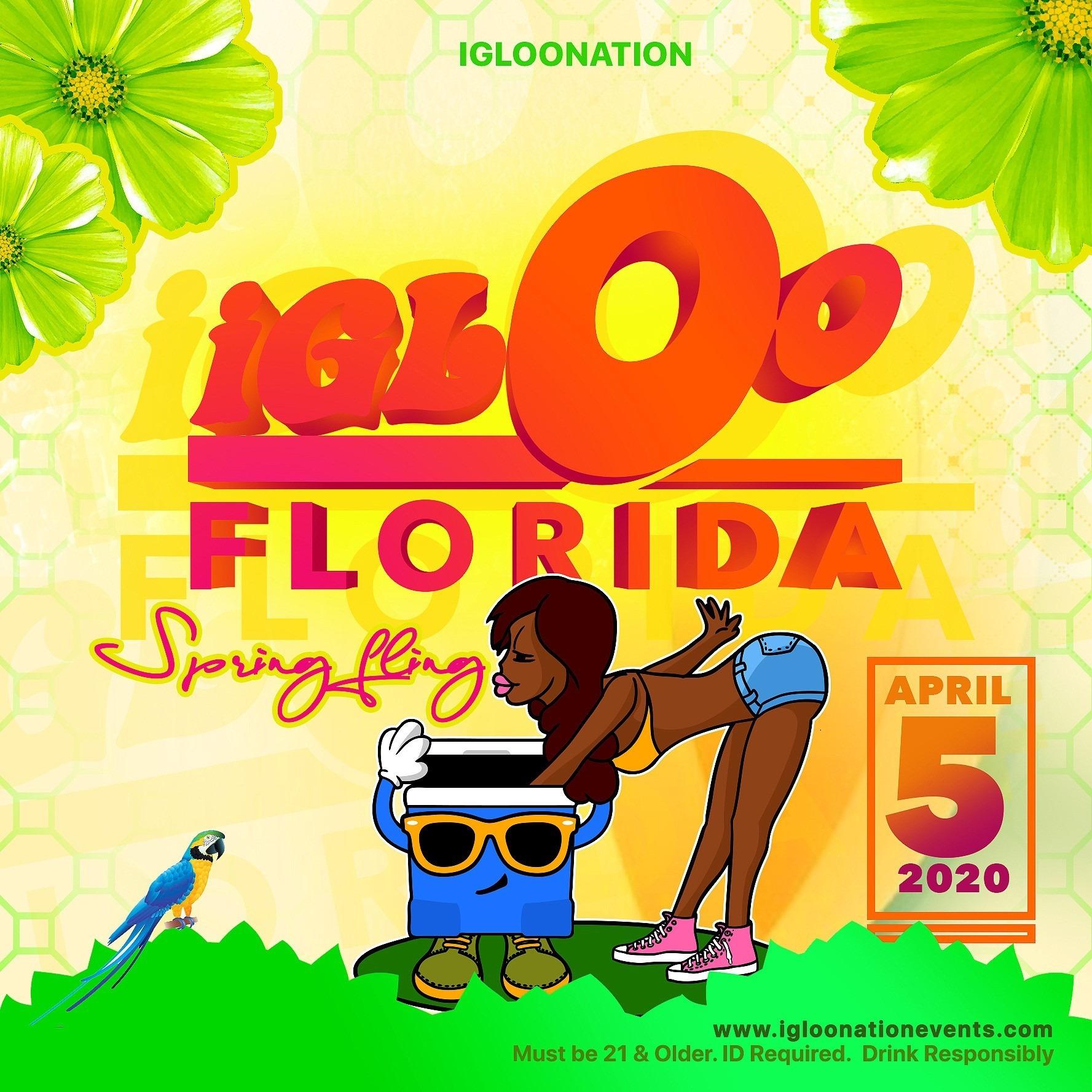 IGLOO - Florida Spring Fling