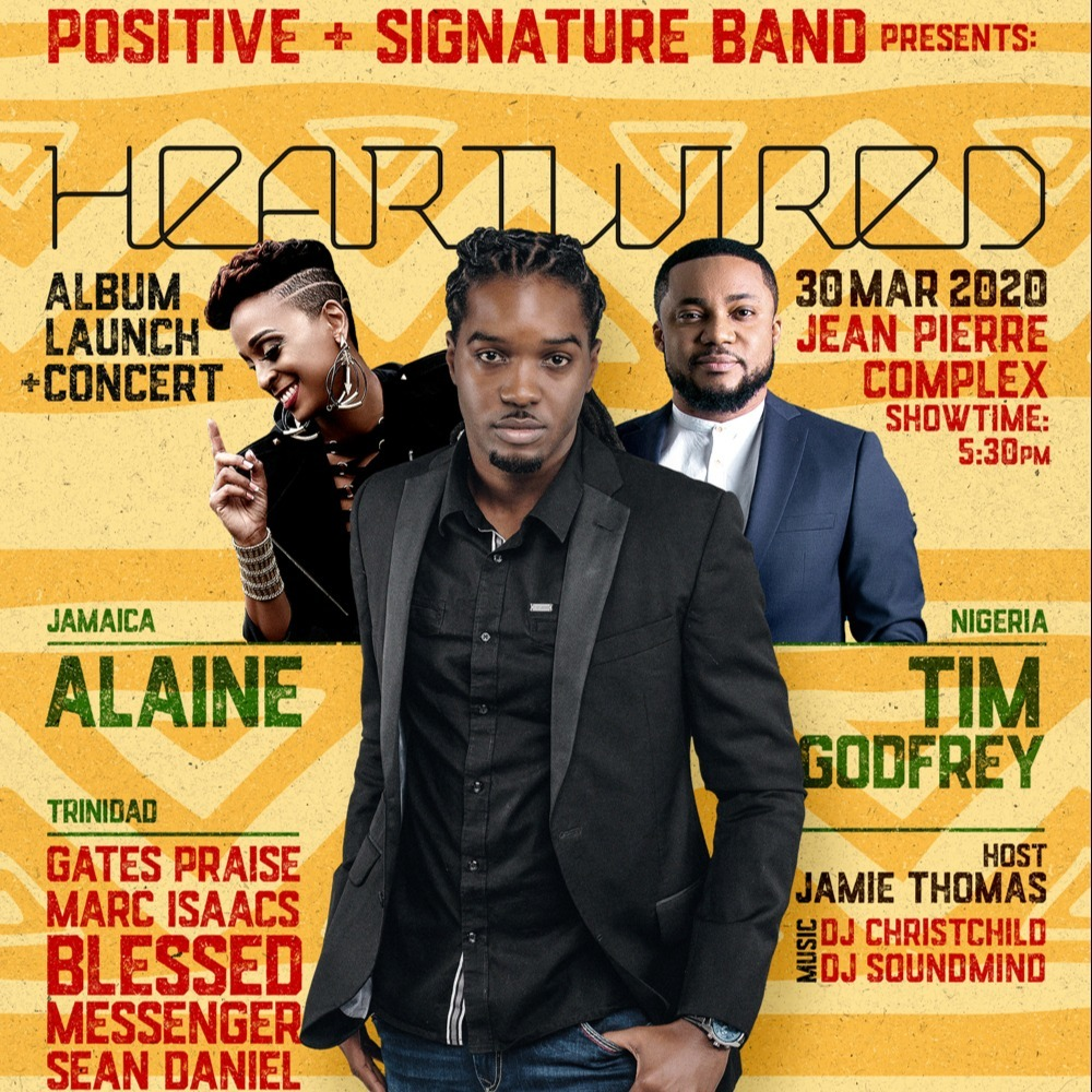 HEARTWIRED - The Album Launch & Concert