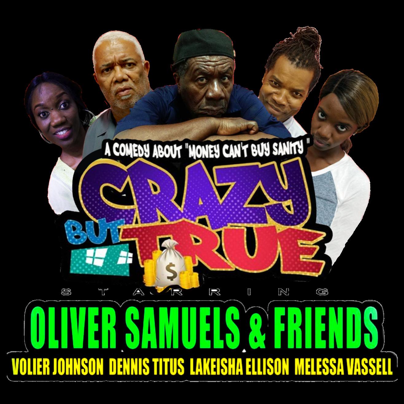 Crazy But True - Oliver Samuels