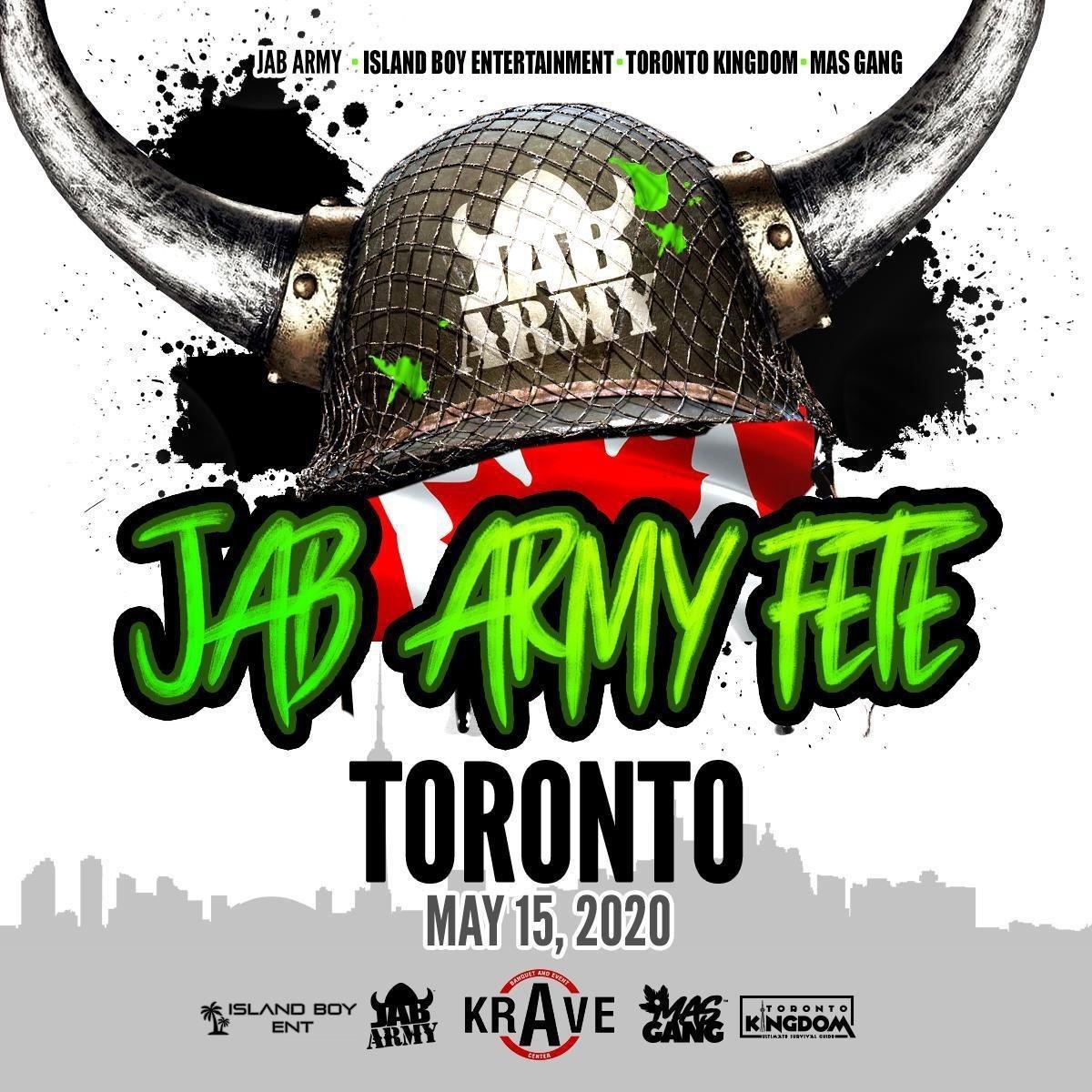 Jab Army Fete