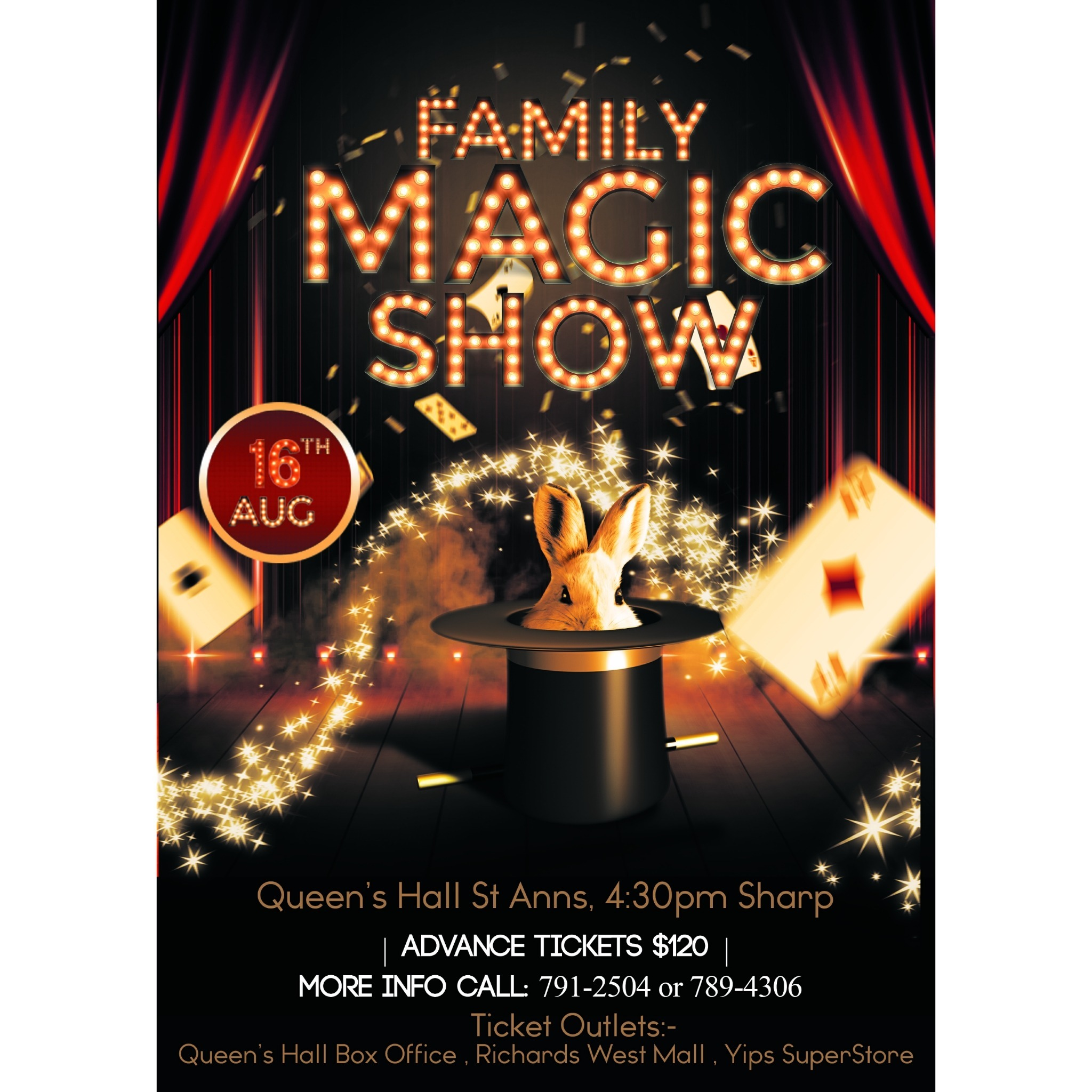 Family Magic Show with Kess The Illusionist 2020