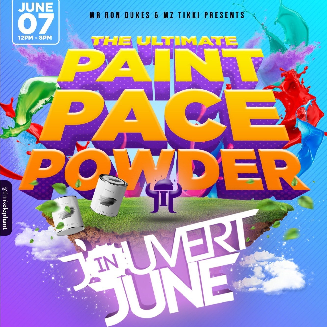 Jouvert In June 2020