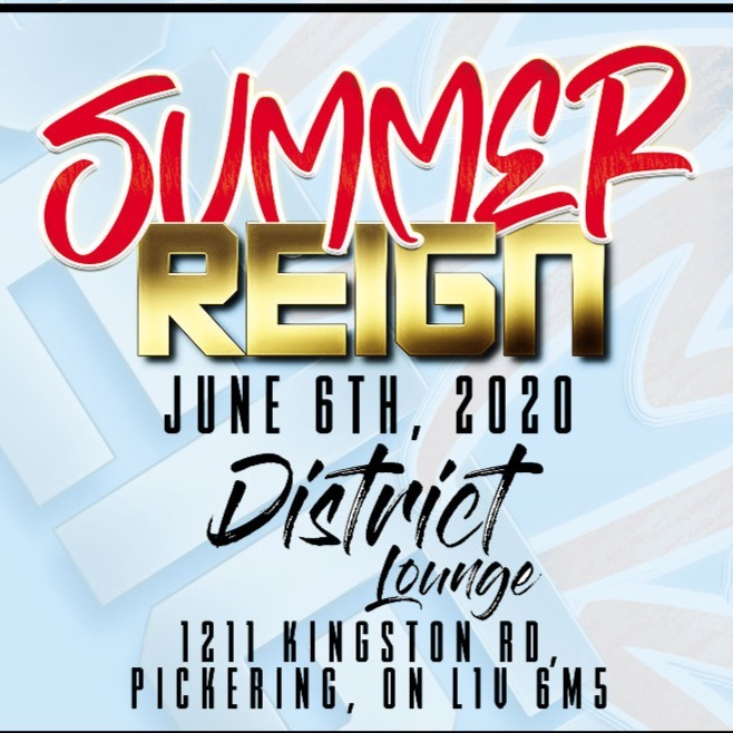 Summer Reign - District lounge