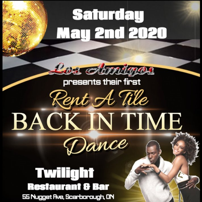 Rent a Tile Back in Time Dance