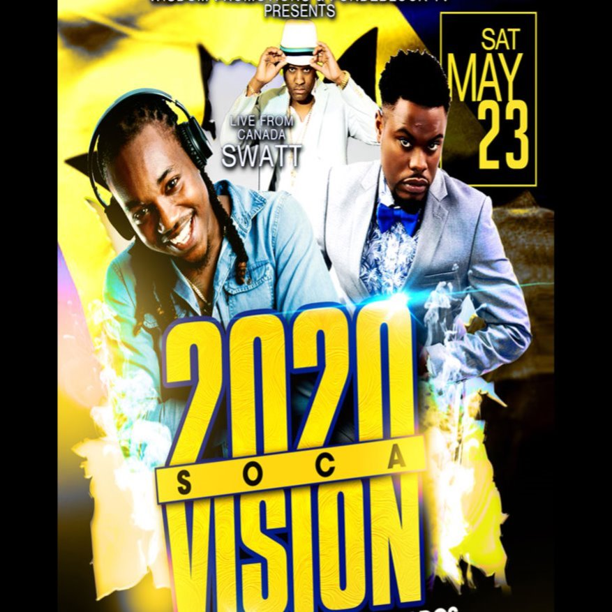2020 SOCA VISION STIFFY AND MOLE