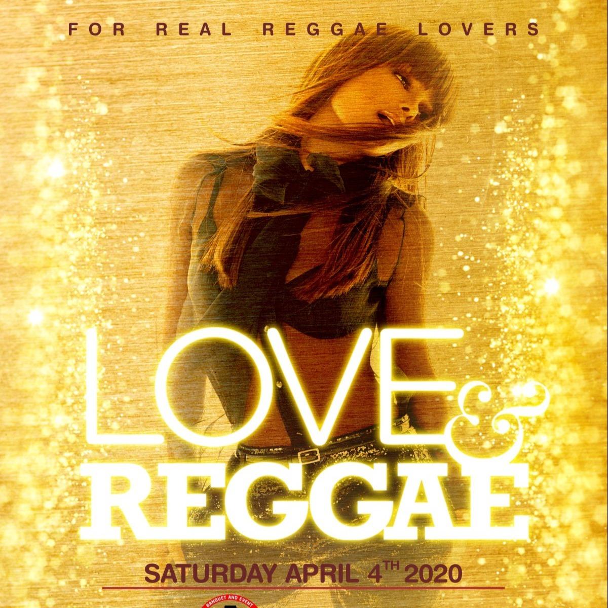 Love And Reggae - For Real Reggae Lovers 2020