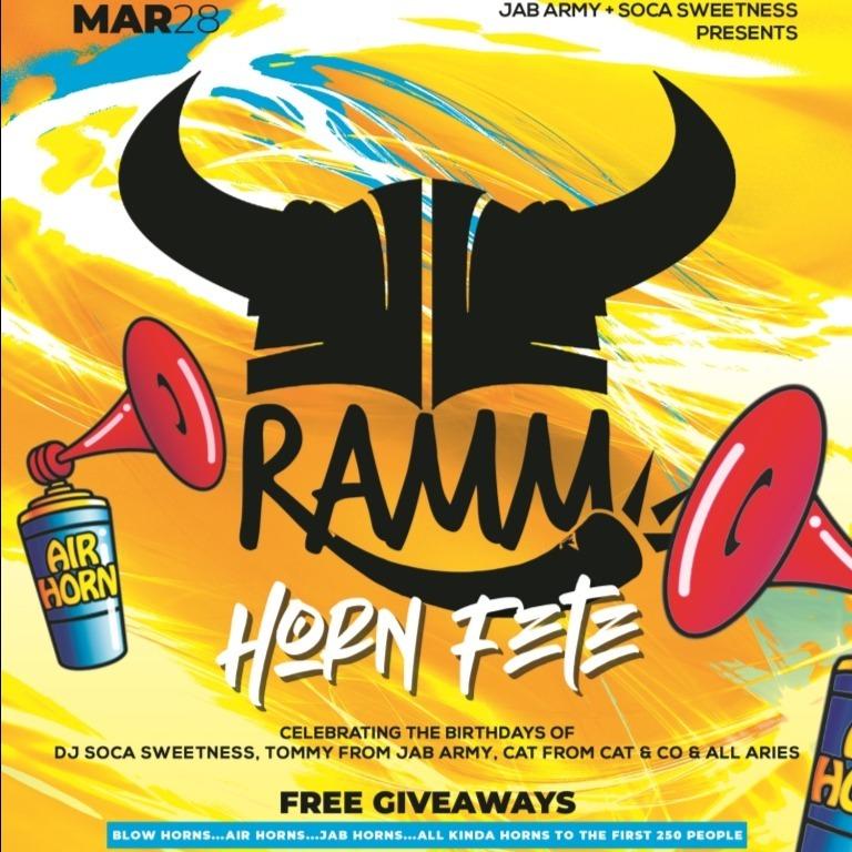 RAMM - The Horn Fete 2020
