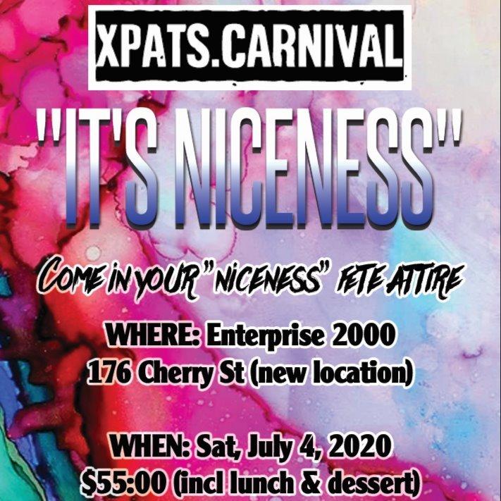 XPATS - ITS NICENESS BOAT CRUISE