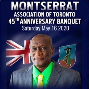 MONTSERRAT Association of Toronto - 45th Banquet