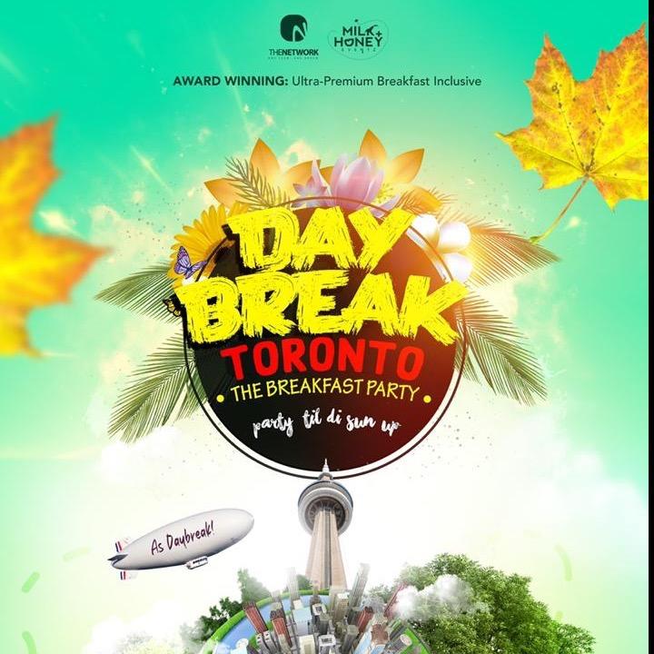 Daybreak Toronto | Toronto Carnival Weekend
