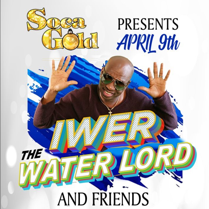IWER THE WATERLORD AND FRIENDS - LIVE IN CONCERT
