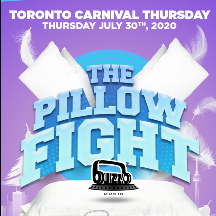 The Pillow Fight - Soca Sleep Over