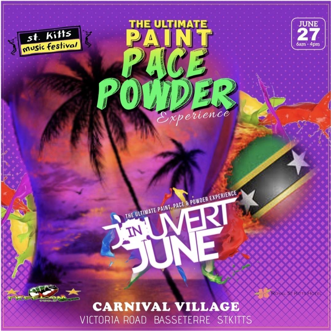 Jouvert In June 2020 - St. Kitts / Nevis