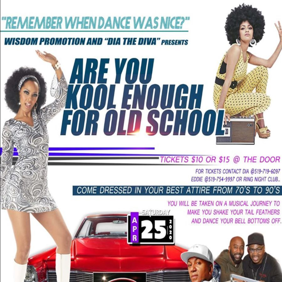 ARE YOU KOOL ENOUGH FOR OLD SCHOOL