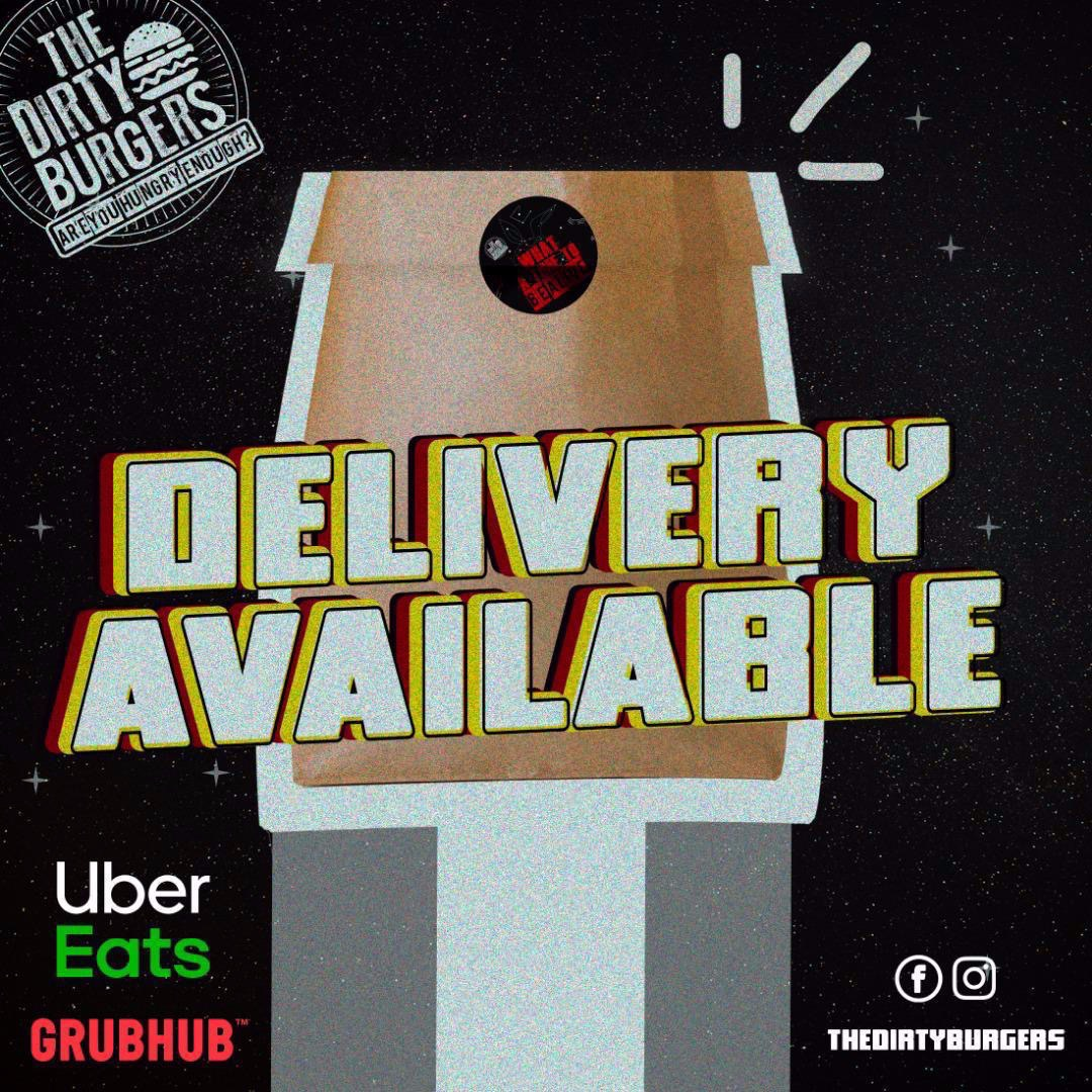 The Dirty Burgers Takeout or Delivery
